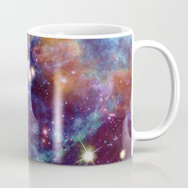 Bright nebula Coffee Mug
