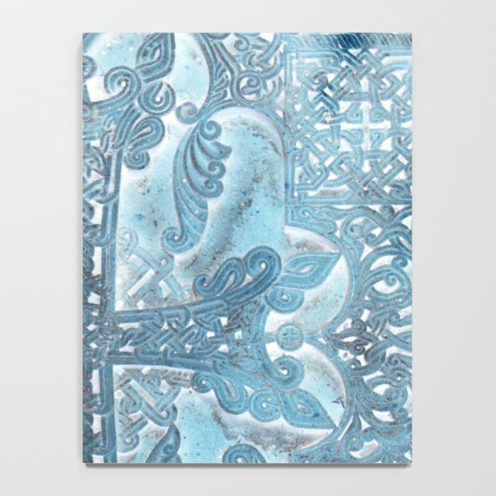 Celtic Blue - JUSTART © Notebook