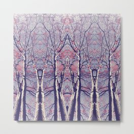 The Enchanted Forest No.1 Metal Print