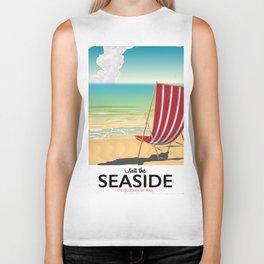 Visit the Seaside Biker Tank