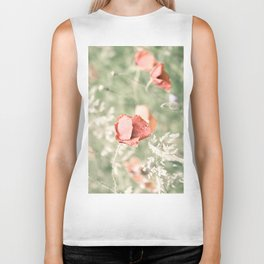 Summerflower Romance Biker Tank