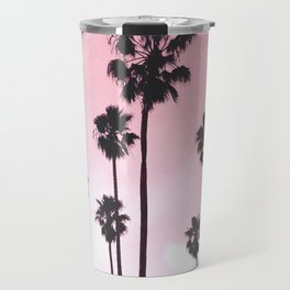 Palms & Sunset Travel Mug