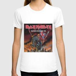 iron maiden england 1988 T-shirt