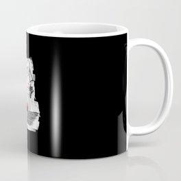 Nun Drawing Coffee Mug