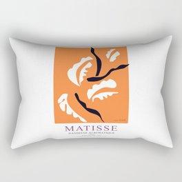 Henti Matisse Danseuse Acrobatique 1949 Artwork for Wall Art, Prints, Posters, Tshirts, Men, Women, Kids Rectangular Pillow