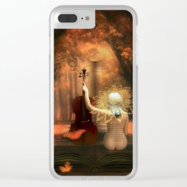 THE BACKROADS JOURNAL Clear iPhone Case