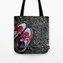 Literally Stepping Out Tote Bag