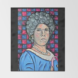 Thelma Harper (Mama)  Throw Blanket