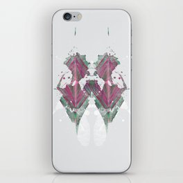 Inknograph XXIV iPhone Skin