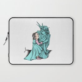 We Really Do care Laptop Sleeve