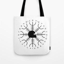 Inferno Art Studio Logo Tote Bag