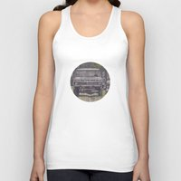 ford Tank Tops featuring Ford #2 by Adam Ambro