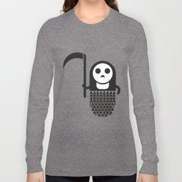 Monztar Death Long Sleeve T-shirt