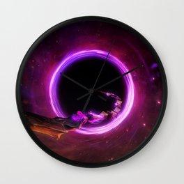 Dark Star Thresh Teaser League of Legends Artwork Wallpaper lol Wall Clock