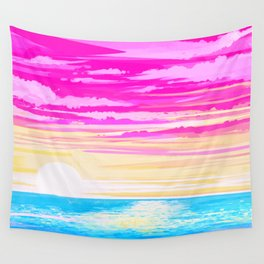 Pan Sky Wall Tapestry