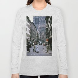 Strasbourg 1956 Long Sleeve T-shirt