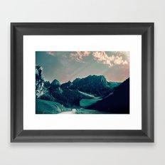 Mountain Call Framed Art Print