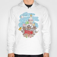 russian Hoodies featuring True Russian! by Tatiana Ivchenkova
