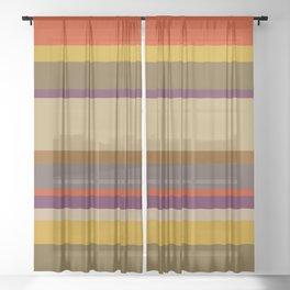 FOUR Sheer Curtain
