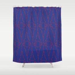 La Fete Nationale Shower Curtain