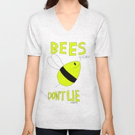 Bees Don't Lie - Jupiter Ascending Unisex V-Neck