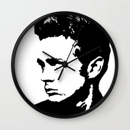James Dean Wall Clock