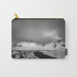 Vestrahorn, Iceland (infrared) Carry-All Pouch