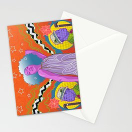 """True"" by Tim Lukowiak Stationery Cards"