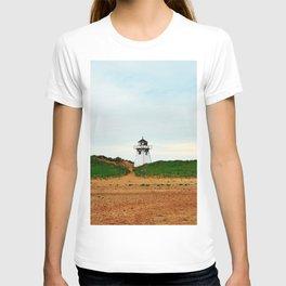Stanhope PEI Lighthouse and Beach T-shirt