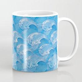 Waves - fluctuation Coffee Mug