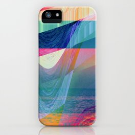 Layers of Summer iPhone Case