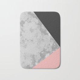Gray Coude Bath Mat
