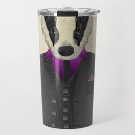 mr badger Travel Mug