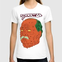 cleveland T-shirts featuring Squonk Grover Cleveland  by @DrunkSatanRobot