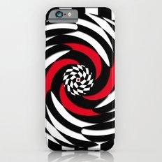 Checkered Meditation Slim Case iPhone 6s