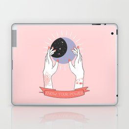 The Power of Girls Laptop & iPad Skin