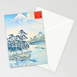 Kobayashi Kiyochika - Sketches of the Famous Sights of Japan - Tagonoura - Digital Remastered Edition Stationery Cards