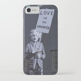 Love is the Answer iPhone Case