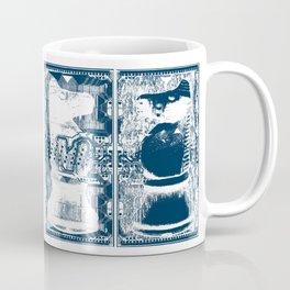 """Mikroknytes """"live_src"""" Coffee Mug"""