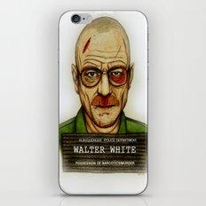 Breaking Bad. iPhone & iPod Skin