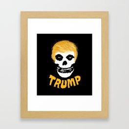 Trumpzig Framed Art Print
