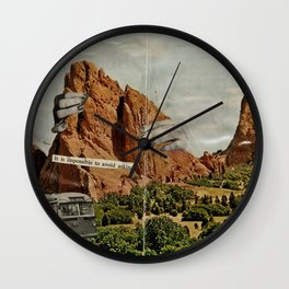It Is Impossible To Avoid Asking Wall Clock