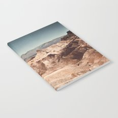Desert Cliffs Notebook