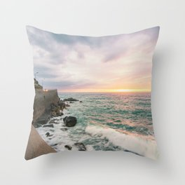 It will be a better day Throw Pillow