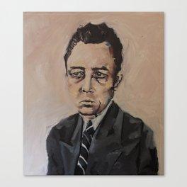 The Stranger Canvas Print