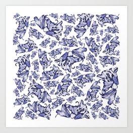 CALLE Art Print