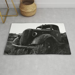 End of the Line Rug