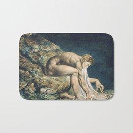 William Blake- Newton Bath Mat