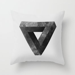 Lunar Throw Pillow