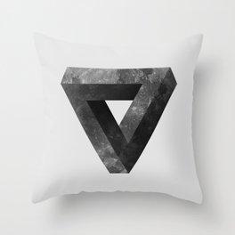 Lunar Throw Pillow